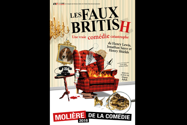 Cannes Destination AfficheLesfauxbritish