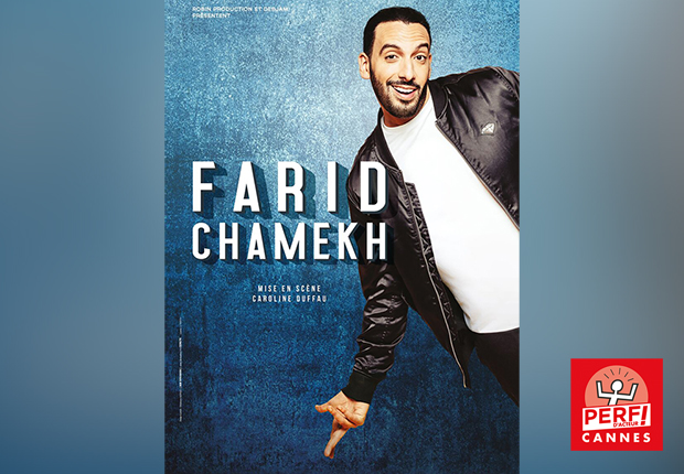 Cannes Destination FARID CHAMEKH Cannes