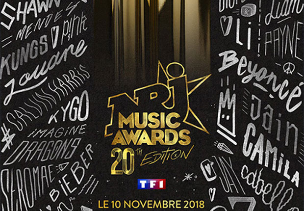 Cannes Destination NRJ-Music-Awards-affiche