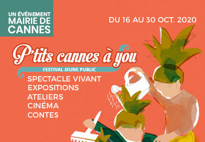 Cannes Destination PCAY-affiche
