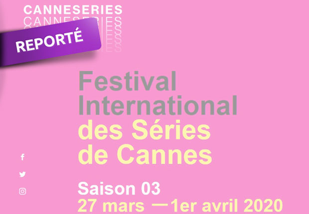Cannes Destination cannesseries-annule