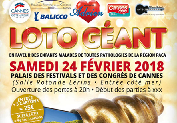 Cannes Destination loto-adrien-affiche