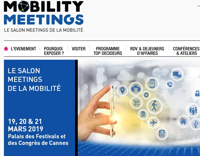 Cannes Destination mobility-meetings-cannes